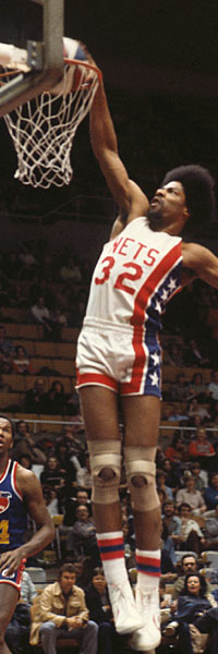 photographs of Julius Erving pictures of Dr j